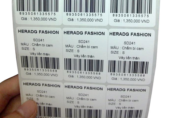 In Tem Barcode