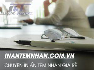 In ấn Tem Nhãn giá rẻ
